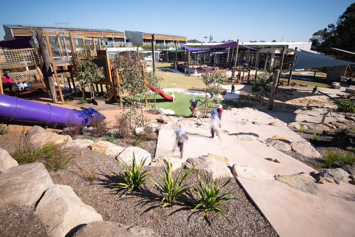 Rouse Hill Urban Landscape Projects